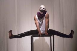 sei e dunque perchè si fa meraviglia di noi - Roberto Latini - Materia Prima 2019 - Il festival di teatro contemporaneo a Firenze