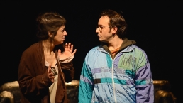 Lo soffia il cielo. Un atto d'amore - Premio Inbox - Materia Prima 2019 - Il festival di teatro contemporaneo a Firenze