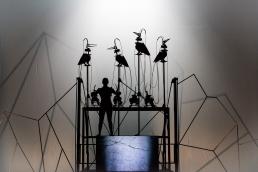 Marta Cuscunà - Il canto della caduta - Materia Prima 2019 - Il festival di teatro contemporaneo a Firenze